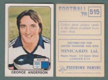 Greenock Morton George Anderson 515